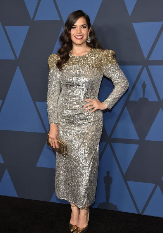 America Ferrera – 2019 Governors Awards