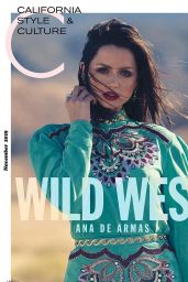 Ana de Armas - C Magazine November 2019