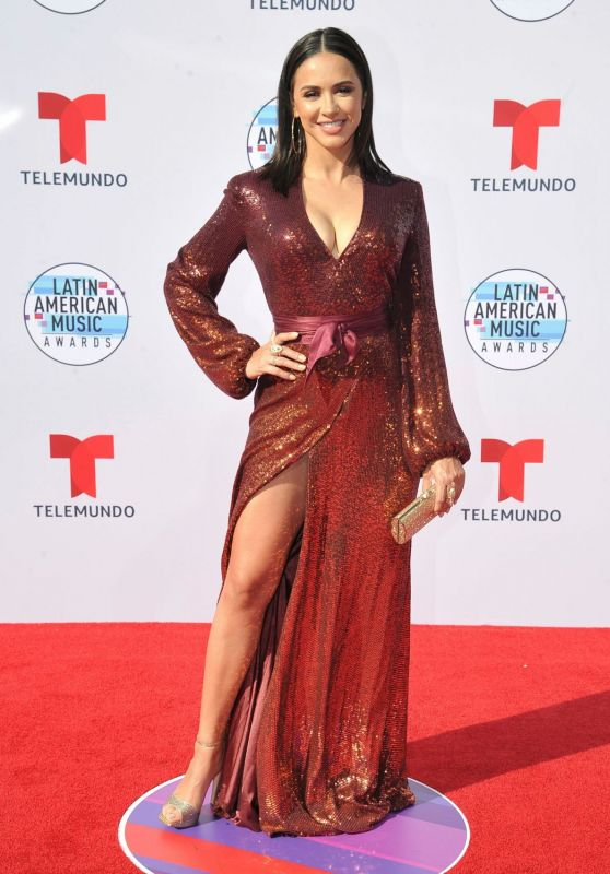 Ana Jurka – 2019 Latin American Music Awards in Hollywood