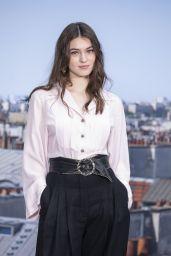 Anamaria Vartolomei – Chanel Show at Paris Fashion Week 10/01/2019
