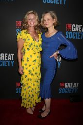 "Angela Pierce – ""The Great Society"" Play, Broadway Opening Night 10/01/2019"