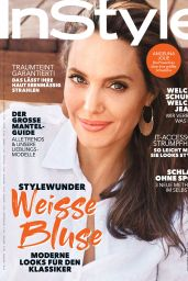 Angelina Jolie - InStyle Germany November 2019 Issue