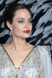 "Angelina Jolie – ""Maleficent: Mistress of Evil"" Premiere in London"