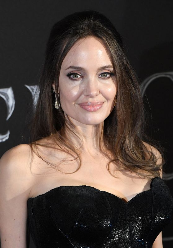 """Angelina Jolie - """"Maleficent: Mistress of Evil"""" Premiere in Rome"""