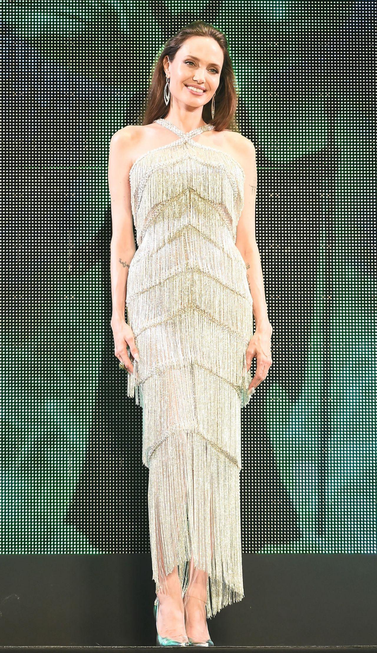 Angelina Jolie Quot Maleficent Mistress Of Evil Quot Premiere