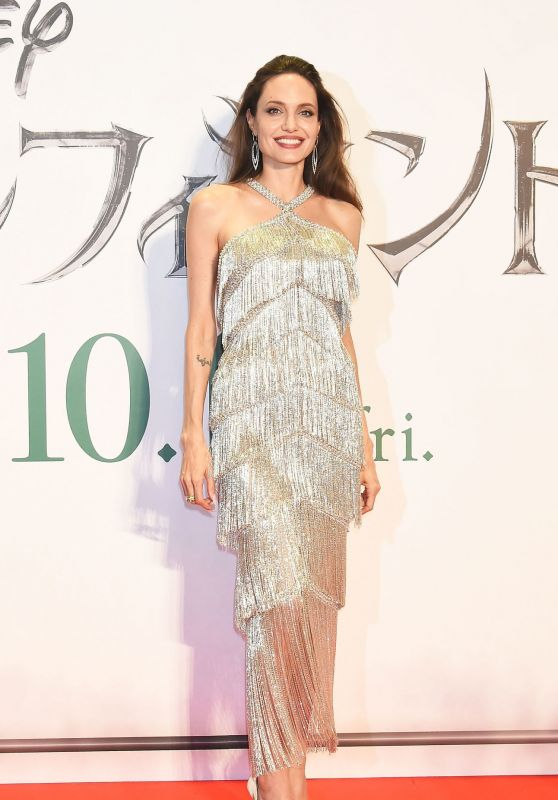 "Angelina Jolie - ""Maleficent: Mistress of Evil"" Premiere in Tokyo"