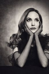 Angelina Jolie -Photoshoot October 2019