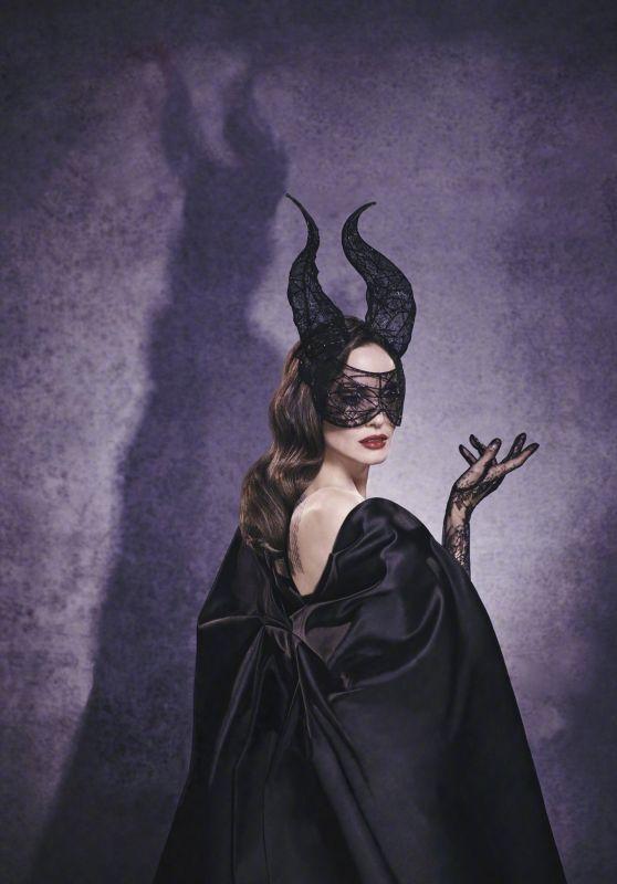 Angelina Jolie - Televitos Magazine October 2019