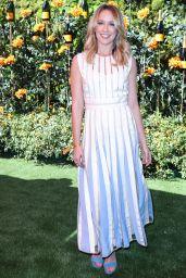 Anna Camp – Veuve Clicquot Polo Classic in LA 10/05/2019