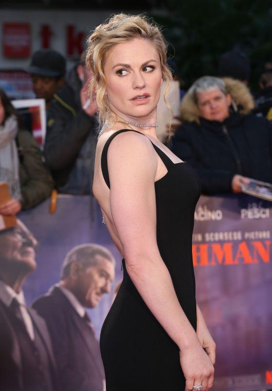 Anna Paquin - The BFI 63rd London Film Festival Closing Night Gala 10/13/2019