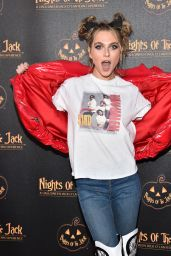 "Anne Winters – ""Nights Of The Jack's"" Friends & Family VIP Preview in LA"