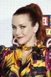Annie Wersching - ABC and Marvel Honor Stan Lee in NYC 10/07/2019