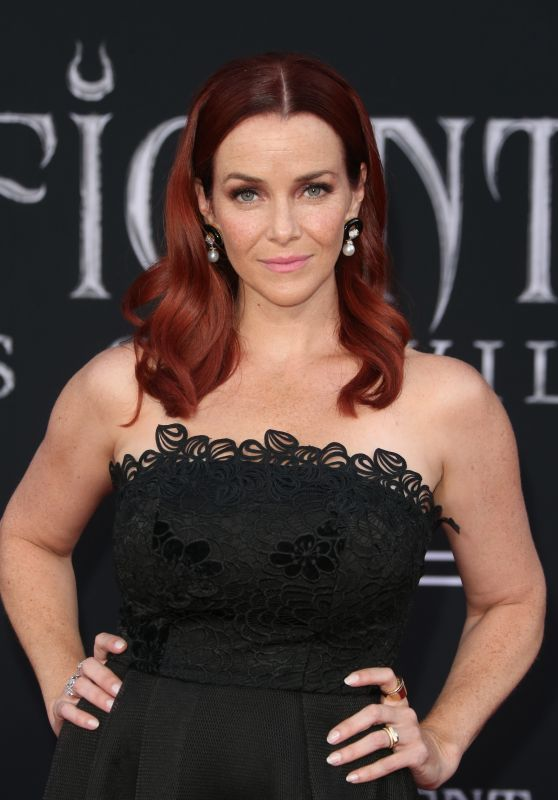 "Annie Wersching – ""Maleficent: Mistress of Evil"" Premiere in LA"