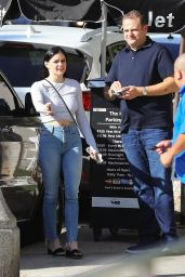 Ariel Winter - Leaving Lunch at The Henry in West Hollywood 10/15/2019