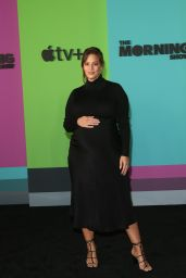 """Ashley Graham – """"The Morning Show"""" Premiere in NYC"""