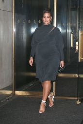 Ashley Graham - Today Show in New York 10/30/2019