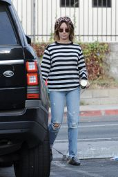 Ashley Tisdale - Out in LA 10/27/2019