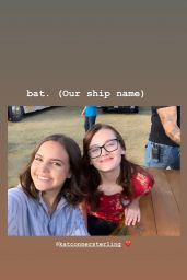 Bailee Madison - Social Media 10/11/2019