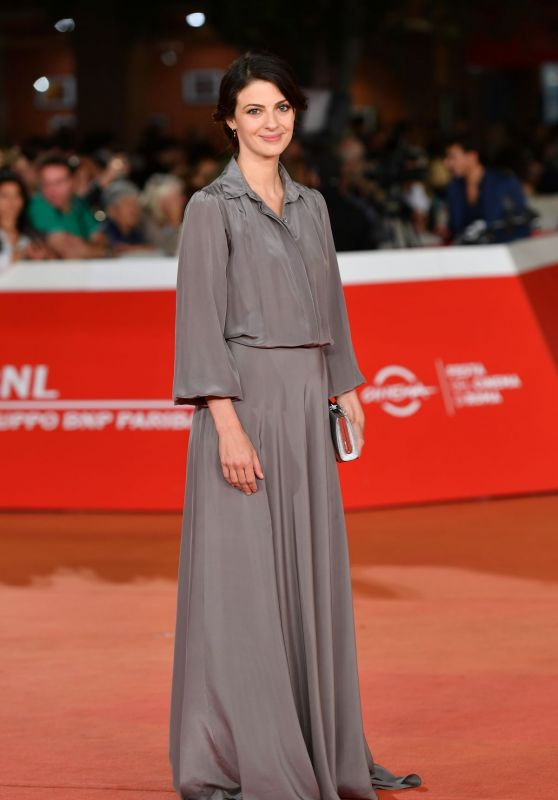 """Barbara Ronchi - """"Tornare"""" Premiere at Rome Film Festival"""