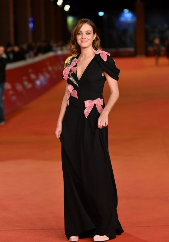"""Beatrice Granno – """"Tornare"""" Premiere at Rome Film Festival"""