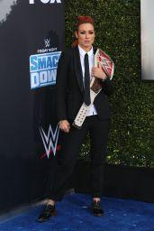 Becky Lynch – WWE 20th Anniversary Celebration in LA
