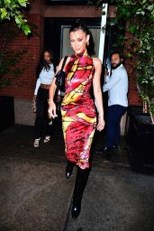 Bella Hadid Night Out Style 10/09/2019