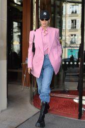 Bella Hadid Street Fashion 09/30/2019