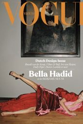Bella Hadid - Vogue Netherlands November 2019