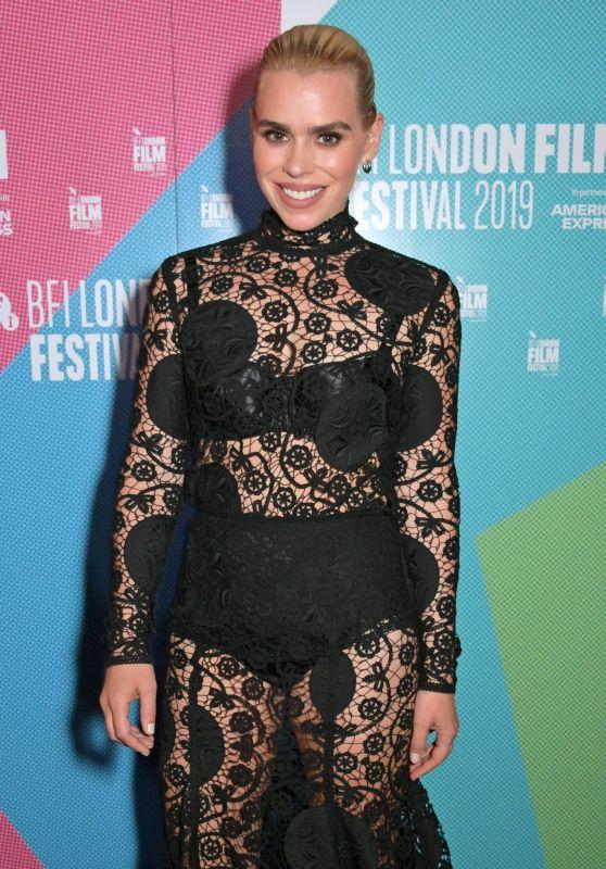 "Billie Piper - ""Rare Beasts"" Premiere at BFI London Film Festival"
