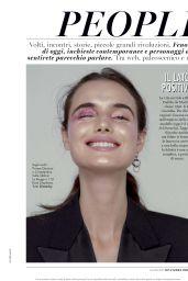 Blanca Padilla - Glamour Italy November 2019 Issue