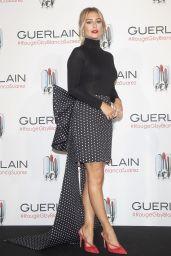 Blanca Suarez - Rouge G de Guerlain Lipstick Presentation in Madrid