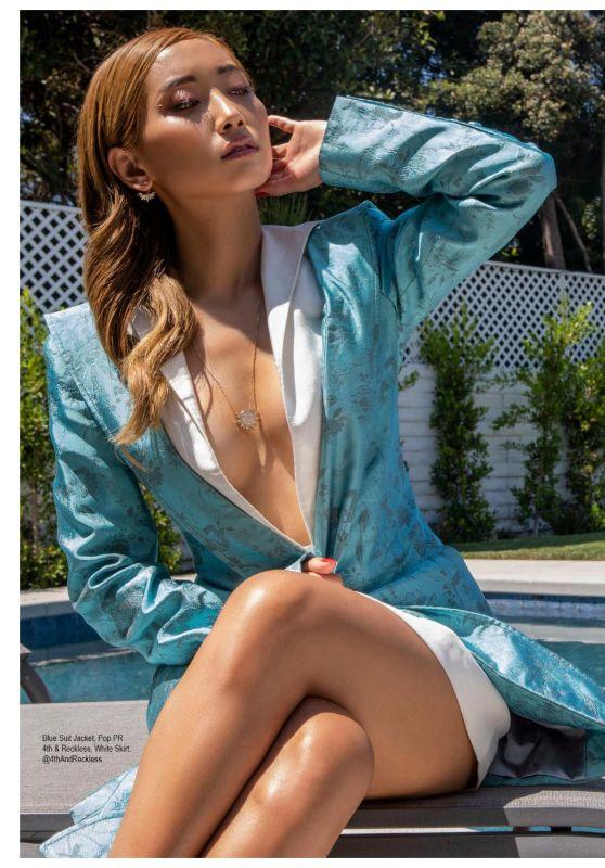Brenda Song - Regard Magazine October 2019 Issue