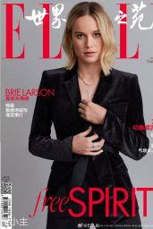 Brie Larson - ELLE Magazine China November 2019