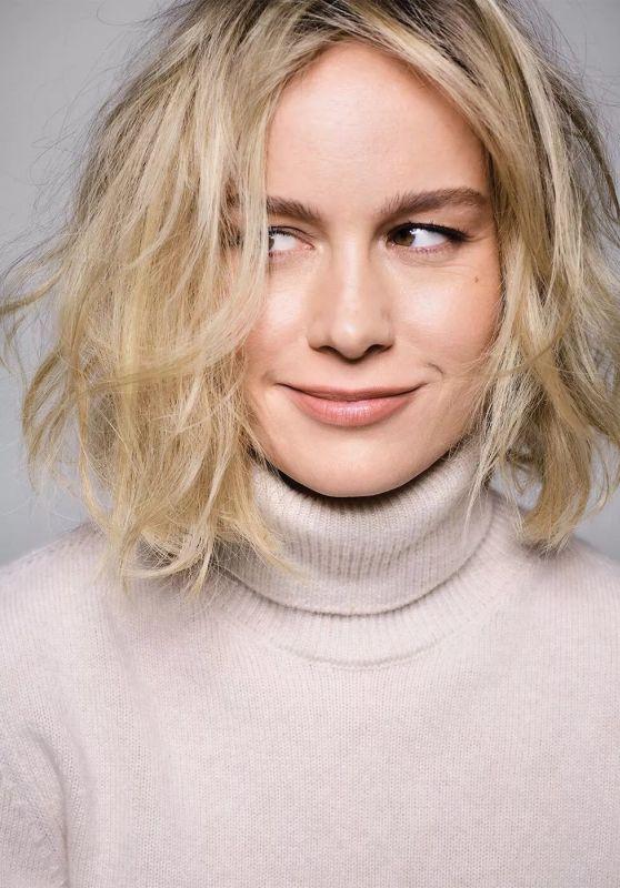 Brie Larson - Variety Magazine Power Of Women Issue 2019