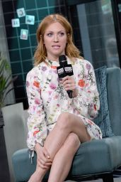 Brittany Snow - BUILD Studio in NYC 10/01/2019