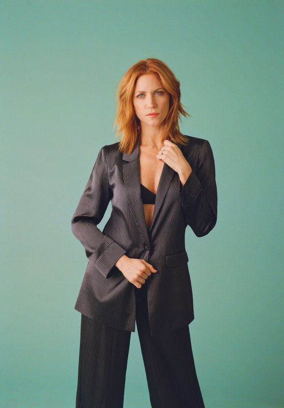 Brittany Snow - InStyle October 2019