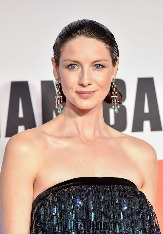 "Caitriona Balfe - ""Le Mans 66"" Premiere at BFI London Film Festival 10/10/2019"