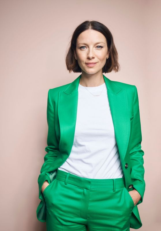 Caitriona Balfe - New York Comic Con 2019 Portraits