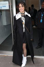 Camila Cabello - Outside the Capital Breakfast Show in London 10/03/2019