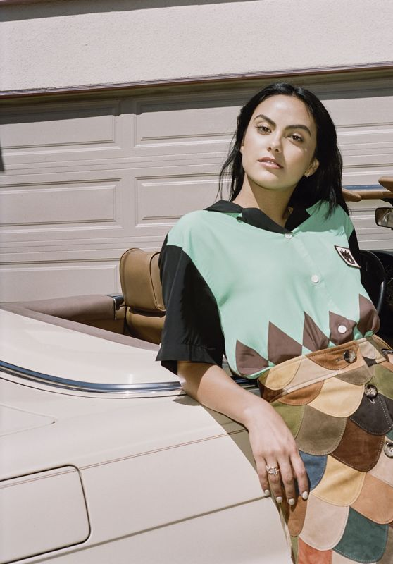 Camila Mendes - InStyle Mexico November 2019