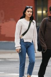 Camila Mendes - Out in NY 10/22/2019