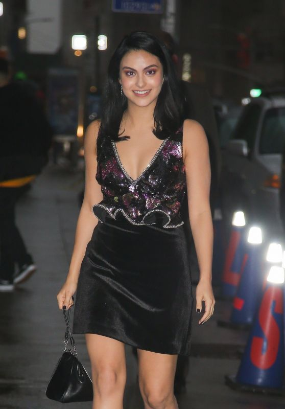 Camila Mendes - Out in NYC 10/22/2019