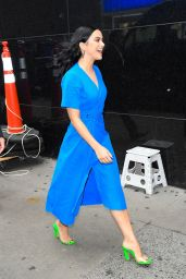 Camila Mendes - Outside Good Morning America in NYC 10/14/2019