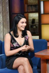 Camila Mendes - The Late Show With Stephen Colbert 10/22/2019