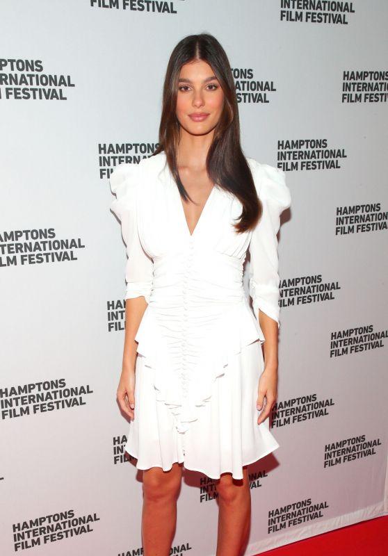 Camila Morrone - 2019 Hamptons International Film Festival 10/11/2019