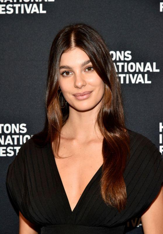 Camila Morrone - Breakthrough Artists Brunch at the 2019 Hamptons International Film Festival