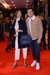 Camille Cerf - Breitling Boutique Opening in Paris 10/03/2019