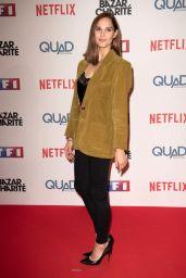 """Camille Lou – """"Le Bazar de la Charite"""" Premiere in Paris"""