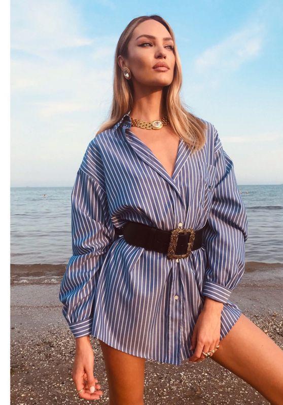 Candice Swanepoel - Social Media 10/25/2019