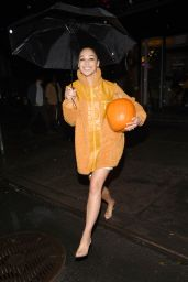 Cara Santana - Out in New York 10/07/2019